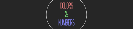 Colors&Numbers